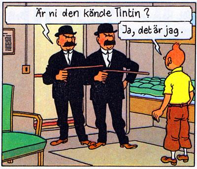 Hergé Tintin: Plan 714 Till Sydney